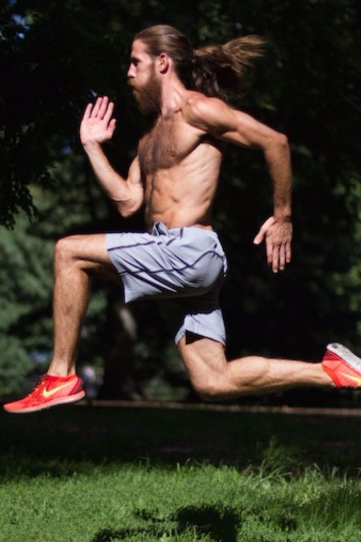 Ryan McCann, instructor at Mile High Run Club and founder of Cool Fit Club, New York City