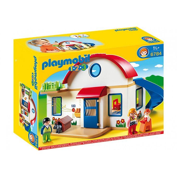 Playmobil Μοντέρνο Σπίτι 6784
