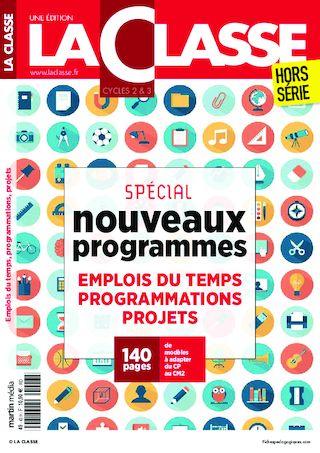 Emplois du temps, programmations, projets du CP au CM2 http://cataloguescd.univ-poitiers.fr/masc/Integration/EXPLOITATION/statique/recherchesimple.asp?id=194627179