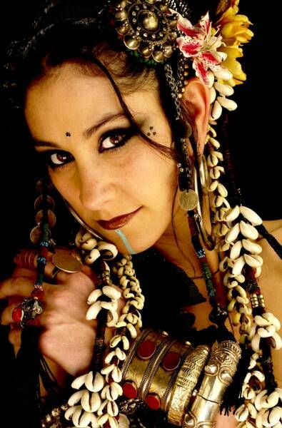 Tribal fusion dancer Rachel Brice   Oh, so, beautiful <3