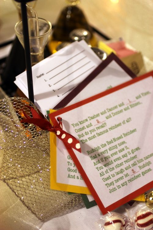 Company Christmas Party Game Ideas Part - 40: Tips For Planning Holiday Parties For The Workplace - IMG_0769 Holiday  Party Games