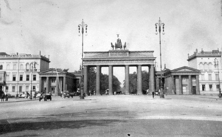 Brandenburgi kapu.