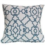 Blue & White 'East Hampton' Cushion