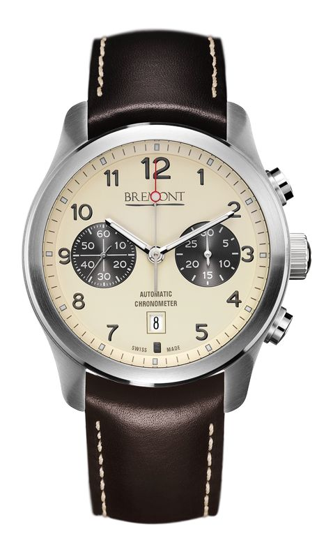 The ALT1-C Classic with cream dial from Bremont. #bremont British Watchmakers London #horlogerie @calibrelondon