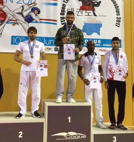 Ελληνικές διακρίσεις στο Master Championships 2017