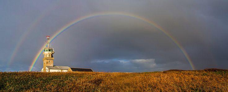 Après la pluie, vient l'arc en ciel