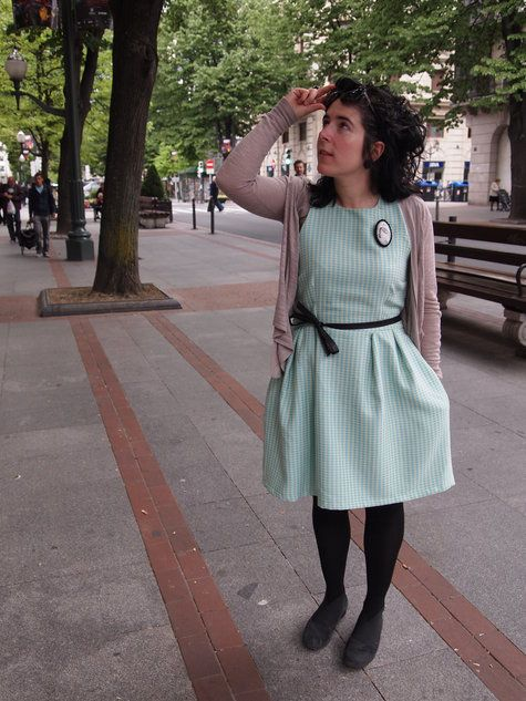 MMM´12 Sonja Dress – Sewing Projects | BurdaStyle.com