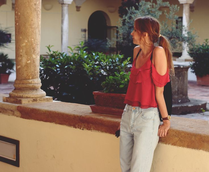 Sunday memories <3 #Tuscany #Toskania #italy #smallcity #Pienza #wakacje #vacation #holiday #polishgirl #travel #lookingforinspiration #inspiration #lebaiser #fashion #kobieta #woman #bestoftheday #picoftheday #instafashion #instastyle #beautiful #romantic #ootd #sightseeing #Włochy #instatravel #weekend #offshoulder #memories #Sundaymood