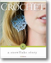 Crochet jewelry is the perfect crochet gift for friends or family living in a warm climate.    Find crochet snowflakes beginners and experienced crocheters will love with A Snowflake Story eBook.