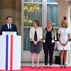 Reception in honor of French Armed forces in Paris (343446)