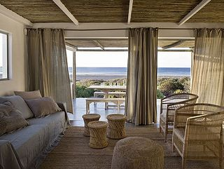 a beach house in south africa by the style files, via Flickr