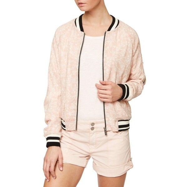 25 Best Ideas About Pink Bomber Jacket On Pinterest