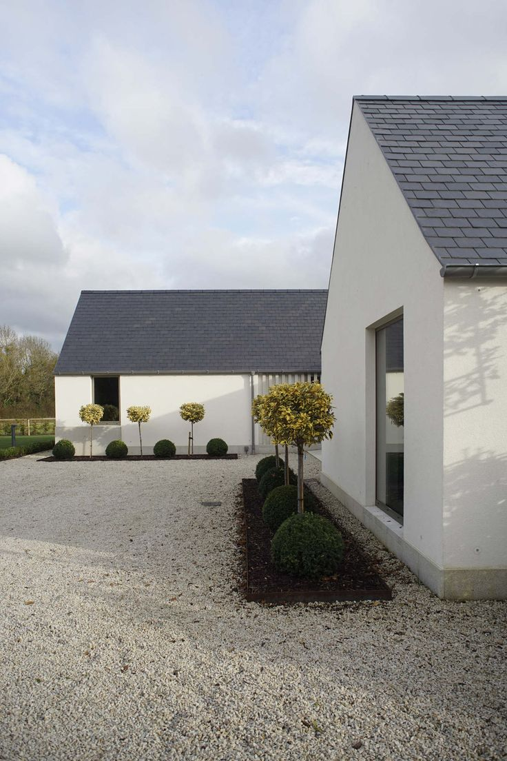 New build house in Co. Carlow, completed 2017.
