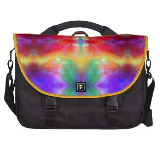 Cloudy Tie Dye Bags For Laptop