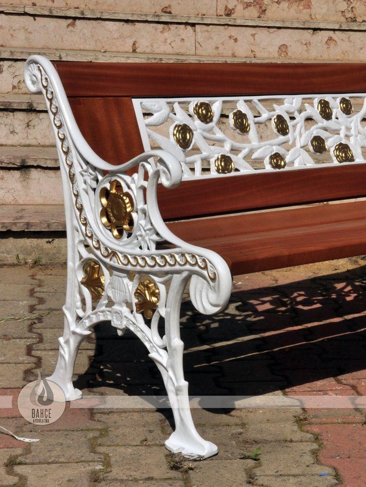 Klasik Dekoratif Döküm Bank - BA-2000