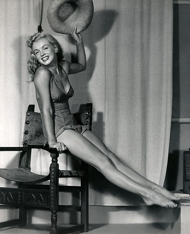 Monroe transgender marilyn