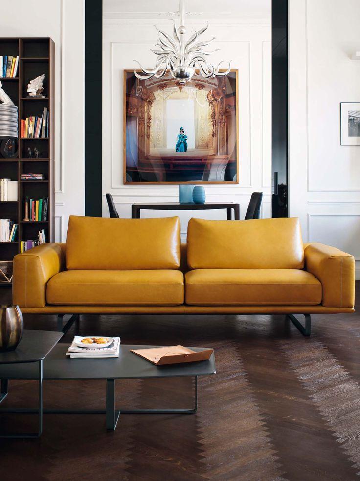 Meble Natuzzi - sofa Tempo