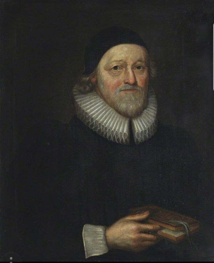Dr Samuel Ward. Master of Sidney Sussex College in Cambridge. Puritan and reformer. Translated the bible into English in 1611 and attended the Synod of Dort in 1616.