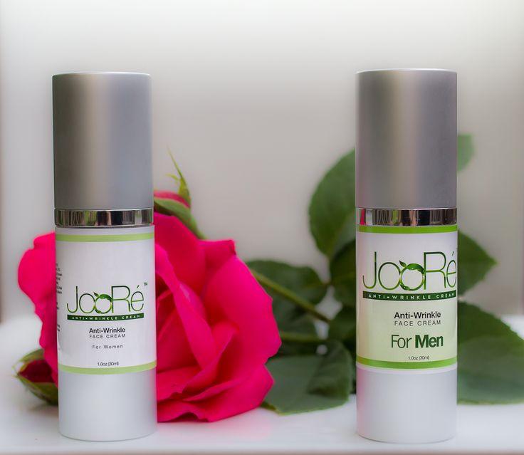JooRe' Combo (women, men) Anti Wrinkle Cream