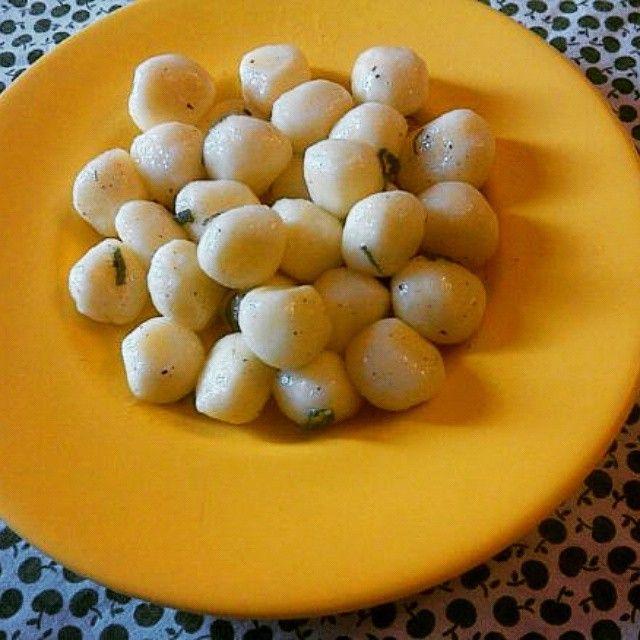 #gnocchi #glutenfree #alzatiecucina