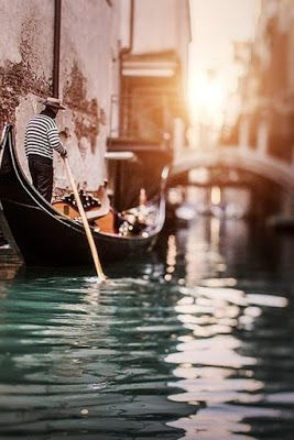Boating in Venice, #Italy