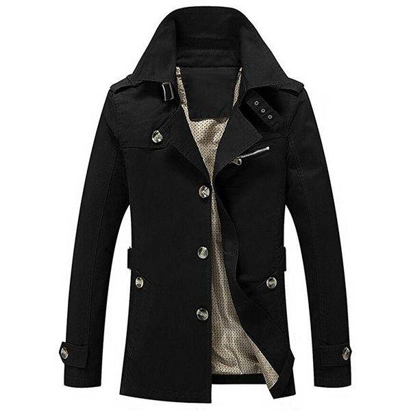 Best 25  Mens peacoat jacket ideas on Pinterest | Mens peacoat ...