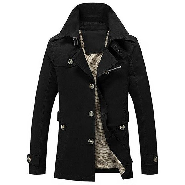 17 Best ideas about Mens Peacoat on Pinterest | Men's style Men's