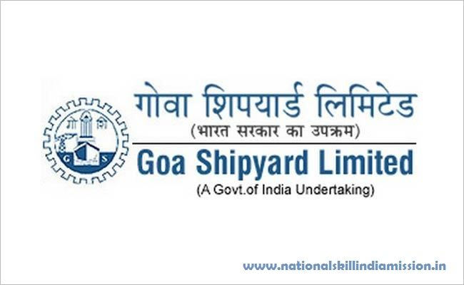 Goa Shipyard Limited-recruitment-106 vacancies-Trainee/Office Assistant/Various Vacancies-Apply Now-LAST DATE 30 JANUARY 2017  Advt. No. : 01/2017  Job Details :  Post Name : Trainee No. of Vacancy : 13 Posts Pay Scale : Rs. 7000/- Post Name : Office Assistant No. of Vacancy : 12 Posts Pay Scale : Rs. 6200-20270/- Eligibility Criteria :       Educational Qualification :