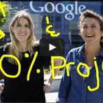 You can now see behind the scenes at Google with Google employees
