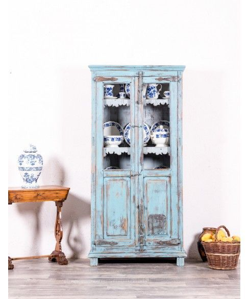 Alte Pantry restauriert Belmonte #decoracion #mueble #salon #comedor ...