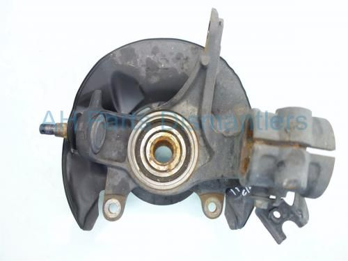 Used 2014 Honda Accord Front driver SPINDLE KNUCKLE  . Purchase from https://ahparts.com/buy-used/2014-Honda-Accord-Hub-Front-driver-SPINDLE-KNUCKLE/125227-1?utm_source=pinterest