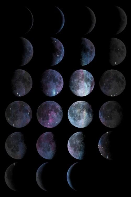 moon cycle - Google Search