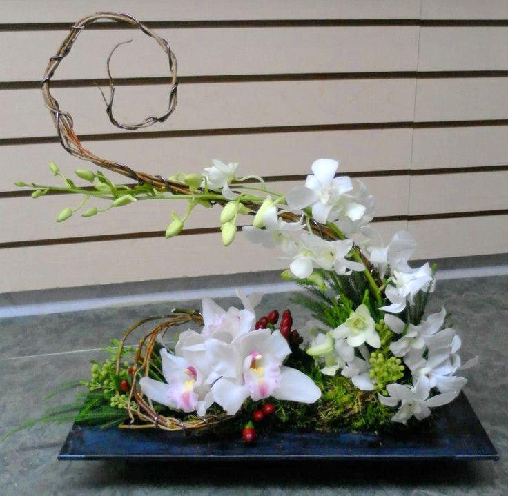 Unique Floral Arrangement Designs | Unique design by First Class Flowers , Calgary AB CA