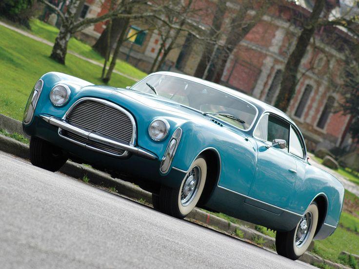 Chrysler Ghia Special