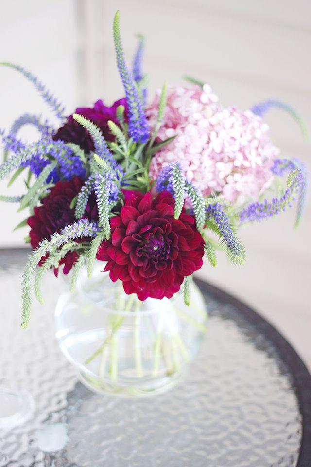 DIY, Floral Arrangement, flowers, Bouquet of Flowers