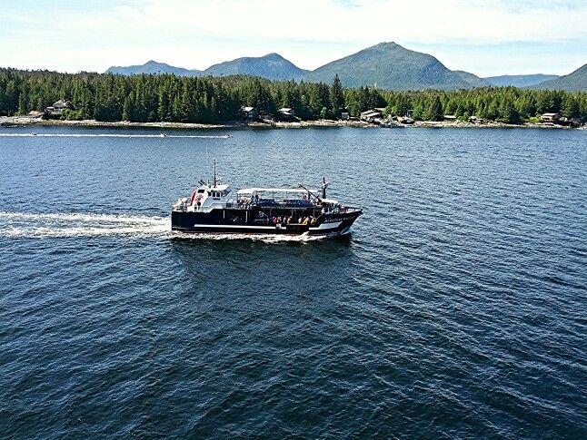 mytripadvice: Alaska The Aleutian Ballad in Ketchikan, one of the best tours in Alaska if you like Dangerous Catch