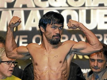 Manny Pacquiao starts training March 26