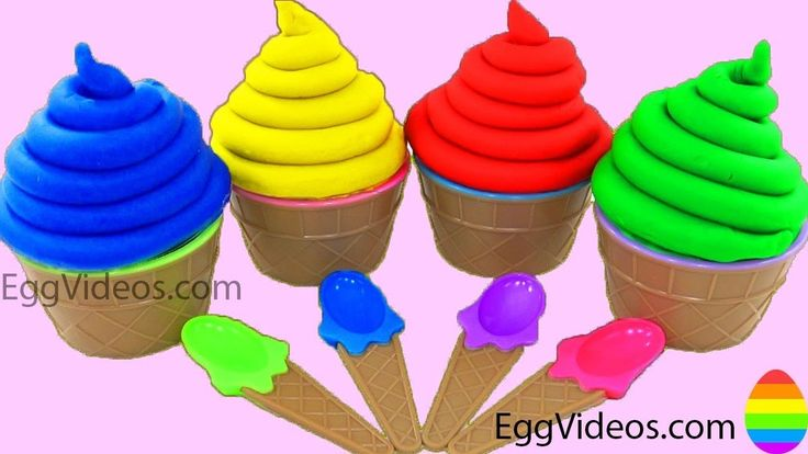 Play Doh Ice Cream Learn Colors Finger Family Nursery Rhymes Baby Doll Popsicle Coloring Pages Hulk - http://ift.tt/1mZZxO9