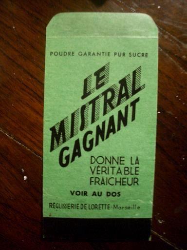 """""""Mistral gagnant"""" Immortalisé par Renaud ainsi que les roudoudous qui nous…"""