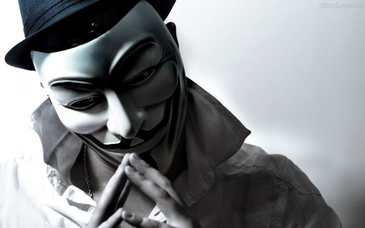 Anonymous Wallpapers: Anonymous Mask Wallpaper ~ celwall.com Art Wallpapers Inspiration