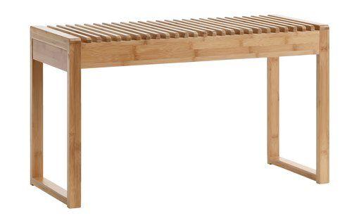Benk AGERSKOV smal bambus   JYSK