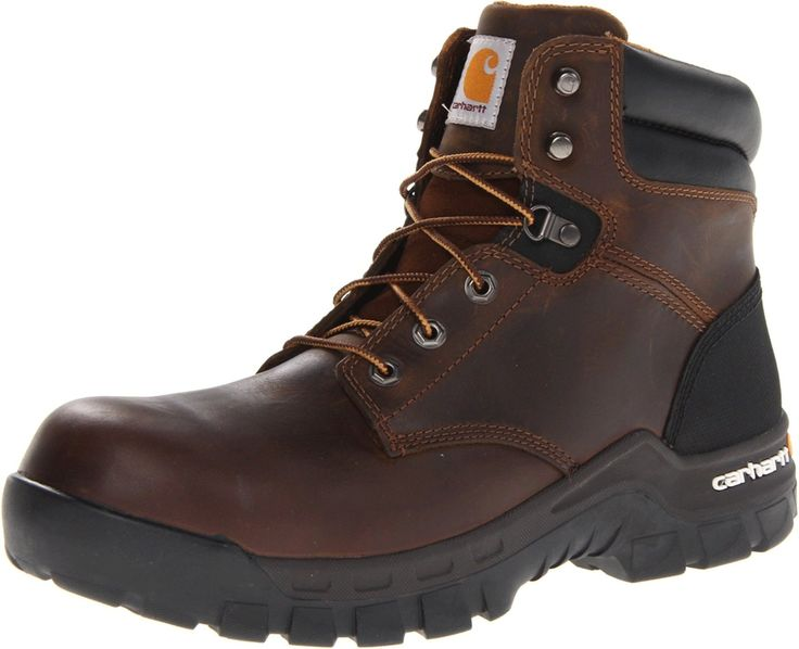 Carhartt Men's CMF6366 6 Inch Composite Toe Boot >> Stop everything and read more details here! : Carhartt Boots