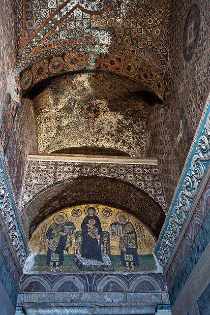 Hagia Sophia, İstanbul,Türkiye    ::::  PINTEREST.COM christiancross   ::::