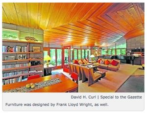 13 Best Wright Frank Lloyd L Brown Eric V Annie House Images On Pinterest Brown House