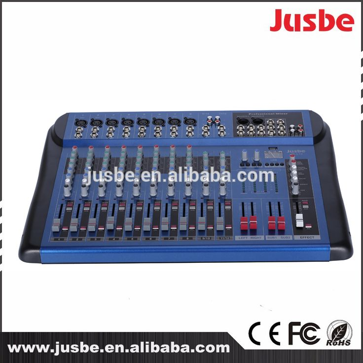 """JB-L12 with USB interface for DJ audio mixer with phantom power , audio mixer for sale"""