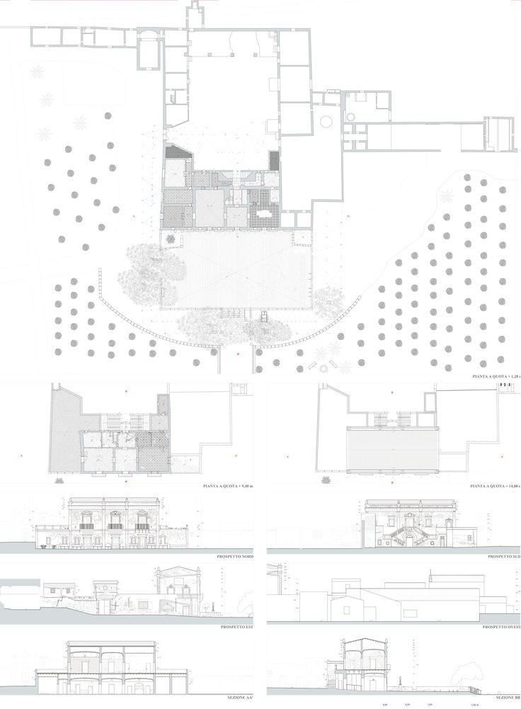 Villa Merlo - Ficarazzi (PA)_conservation project  First Master thesis   2 of 4 Edit by Angela Culletta