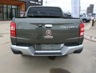 Fiat Fullback: первые впечатления