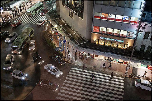 View of Shijo Kawaramachi, Kyoto, Japan ...四条河原町 | by m198684/ Flickr - Photo Sharing!