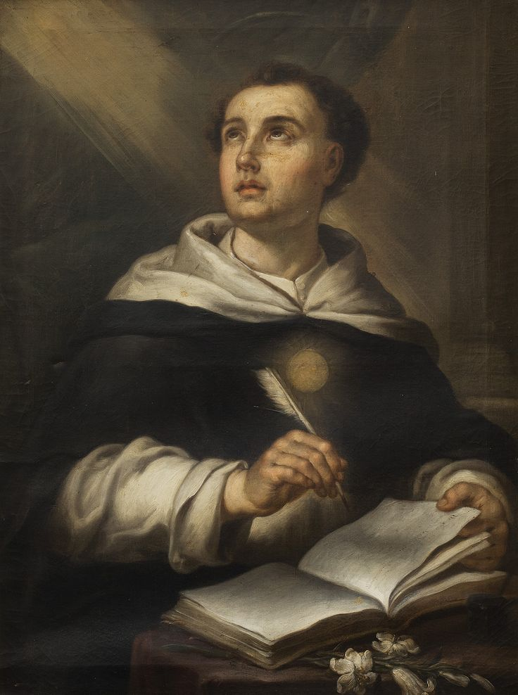 Santo Tomas de Aquino; Lote 35098264 PPT 67106