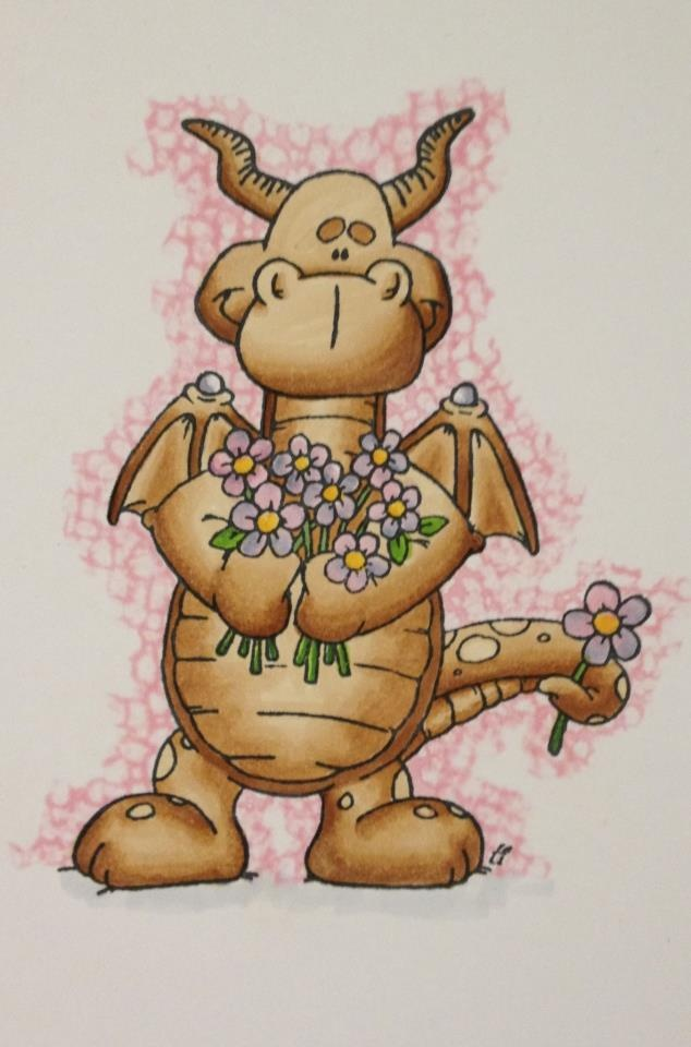 dudley the dragon coloring pages - photo#2